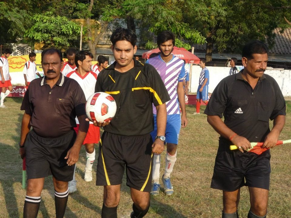 "FPDC Stories: Mansoor Khan,""I hope football in Pakistan grows."""