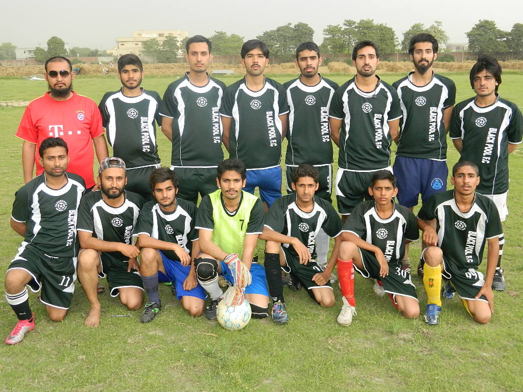 1st Punjab College Football Club and Academy Football Tournament 2014: Blackpool and Bata FC reach semi-finals