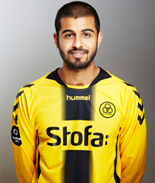 Nabil Aslam terminates contract with AC Horsens