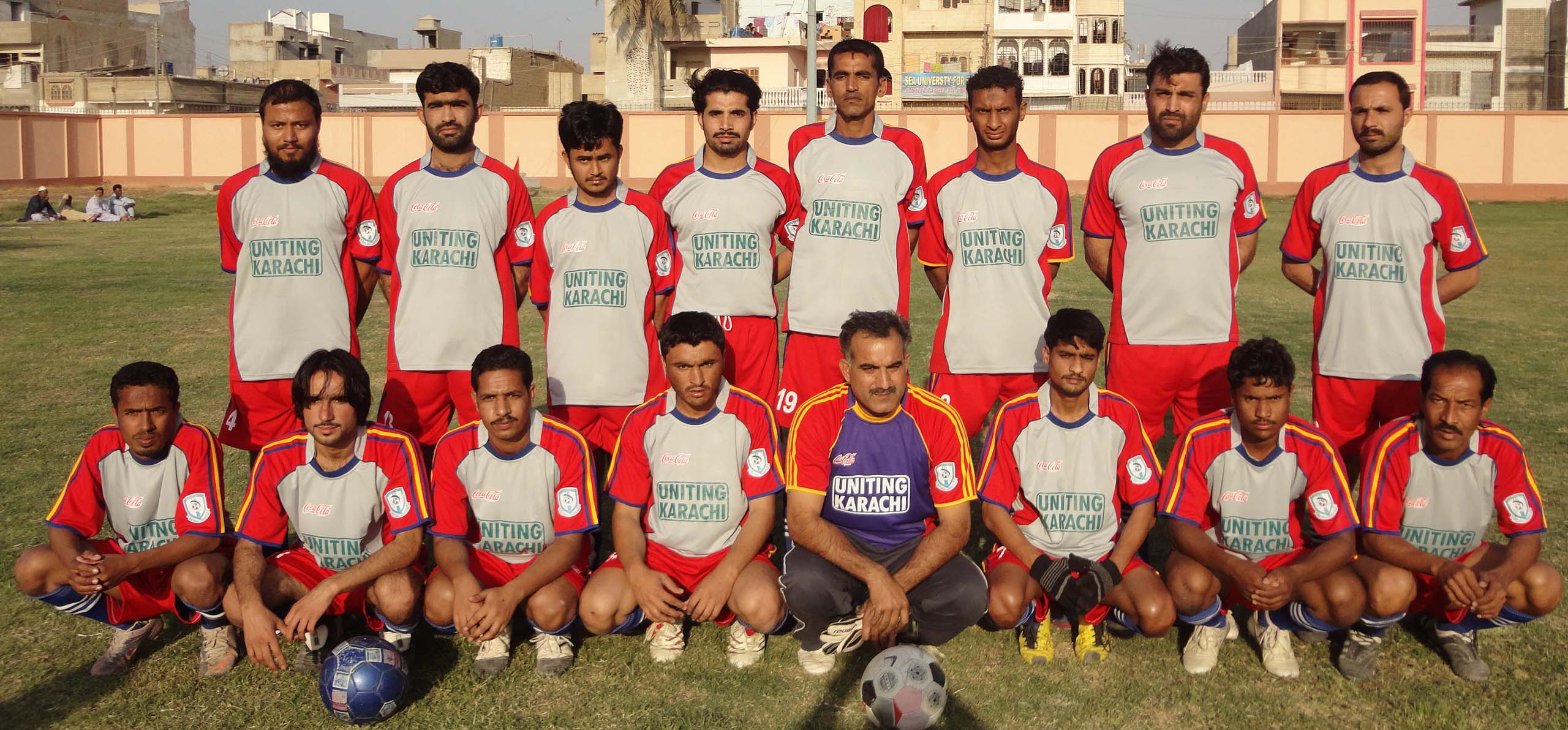 District East Football Championship: Korangi Red, Rahim Mohammedan, Jhoolay Lal and Nabi Baksh grab wins