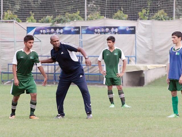 Shamlan training