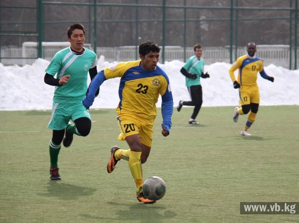 Mohammad Adil: I want to continue winning at FC Dordoi Bishkek