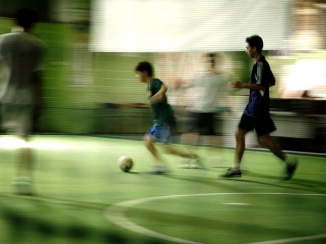 PFF confirms futsal, beach football events [Express Tribune]