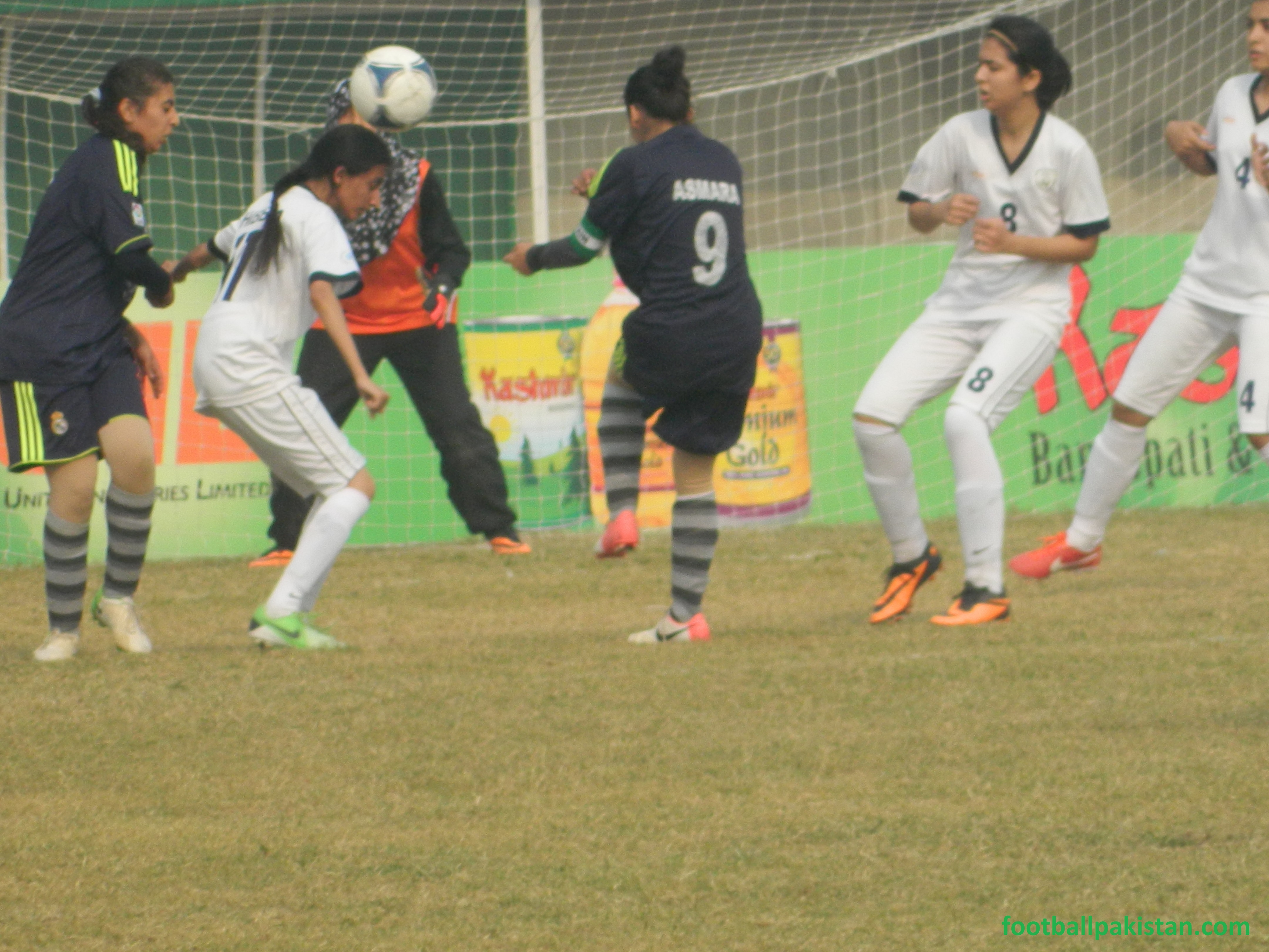 National Women Inter Club Football Championship: BUWFC, YRS and Model Town grab wins