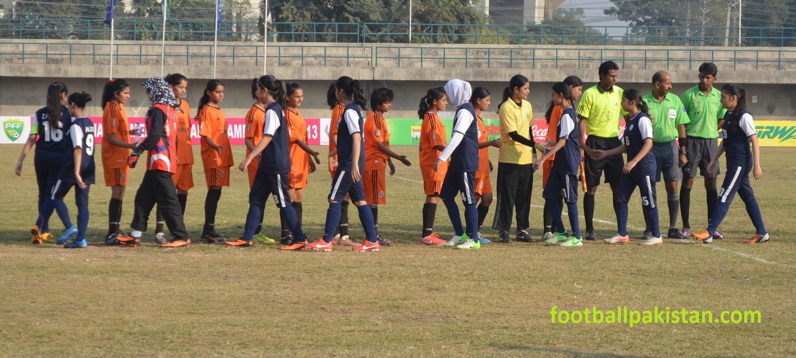 Footprints: Embracing Football [DAWN]