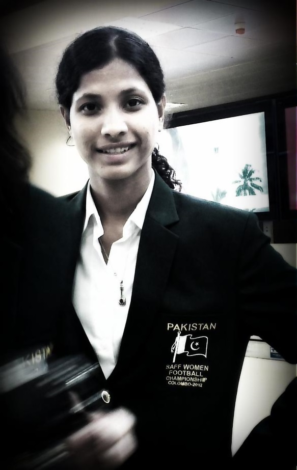 FPDC Exclusive: Pakistan International Hajra Khan signs for Maldives champions SHR WFC
