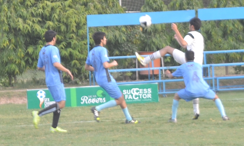 SFX Champions Cup: Lacas Jaguars, Beaconhouse and Beaconhouse Gulberg secure wins