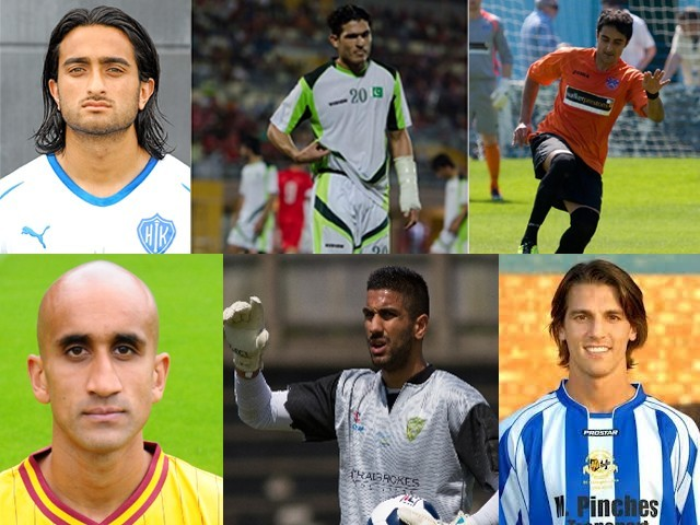 Hypocrisy at the Pakistan Football Federation is killing our chances at FIFA! [Express Tribune]