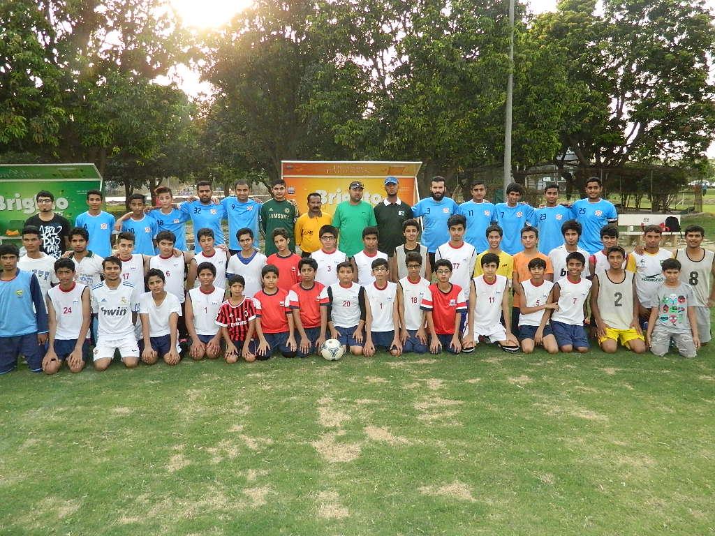 DHA EME FC record one win, one loss in friendlies against Karachi Flames FC
