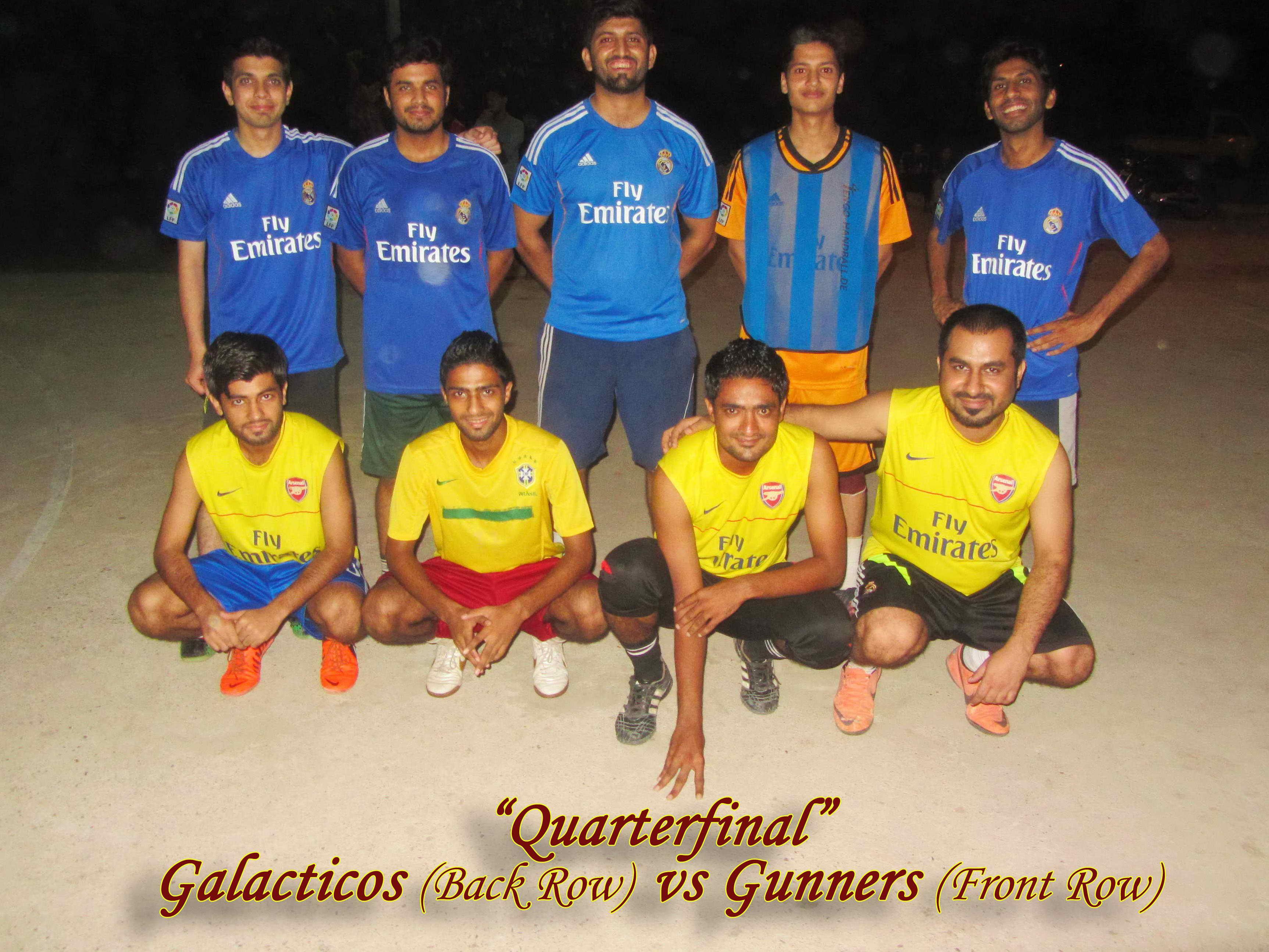 GSA D-Goal Tournament: Semi-finalists decided