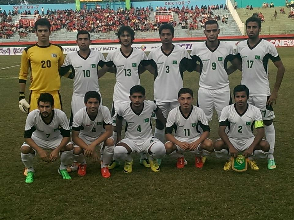 Pakistan may train in Thailand for Asian Games [The News]