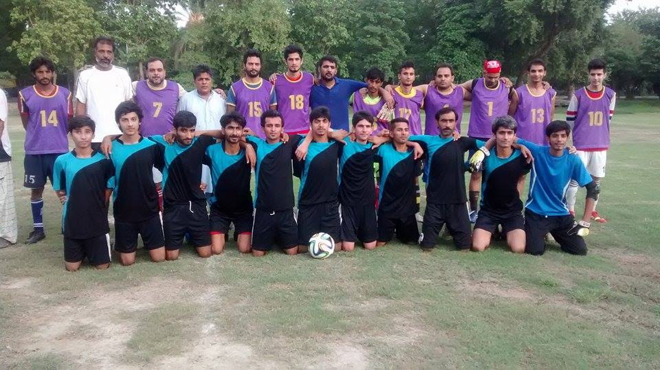 3rd Campus Cup 2014: Neo Glacticos & Lahore United reach round of 16