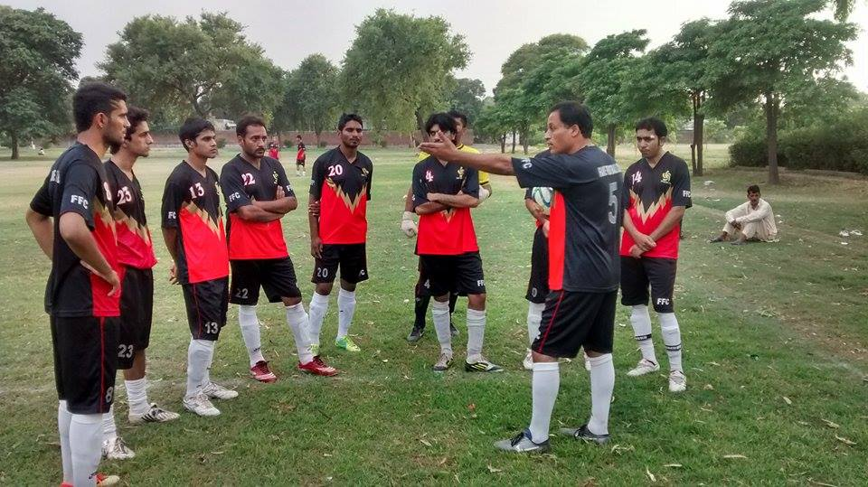 Campus Cup 2014: Bubish FC qualify for final
