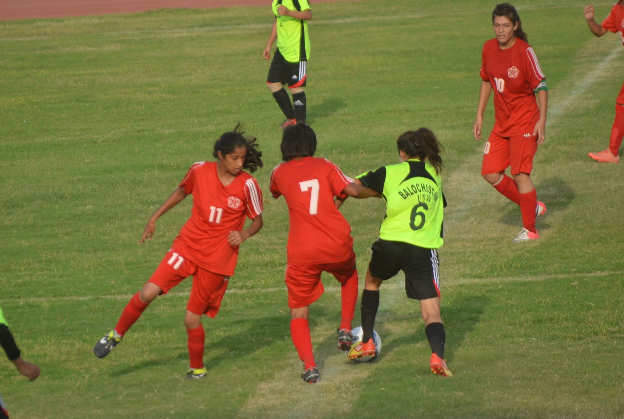 National Women's Championship: WAPDA and Balochistan United to face off in final
