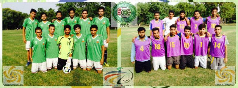 3rd Campus Cup: Wohaib FC thrash Kramers FC