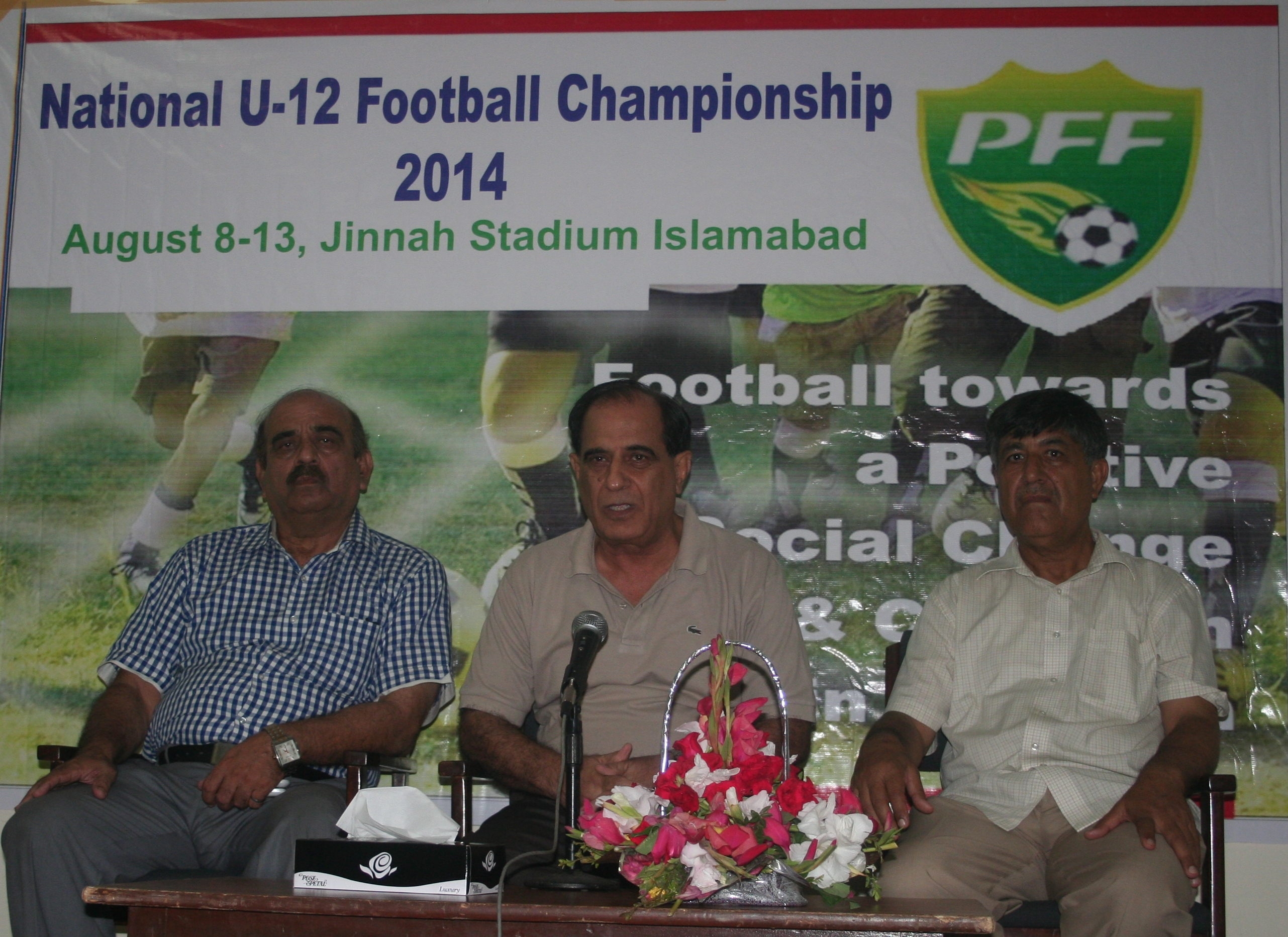 U-12 Championship set to start from today in Islamabad
