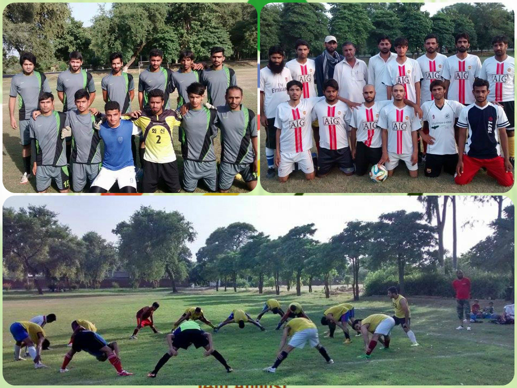 Campus Cup: Gulshan Ravi FC & Wohaib FC qualify for quarter-finals