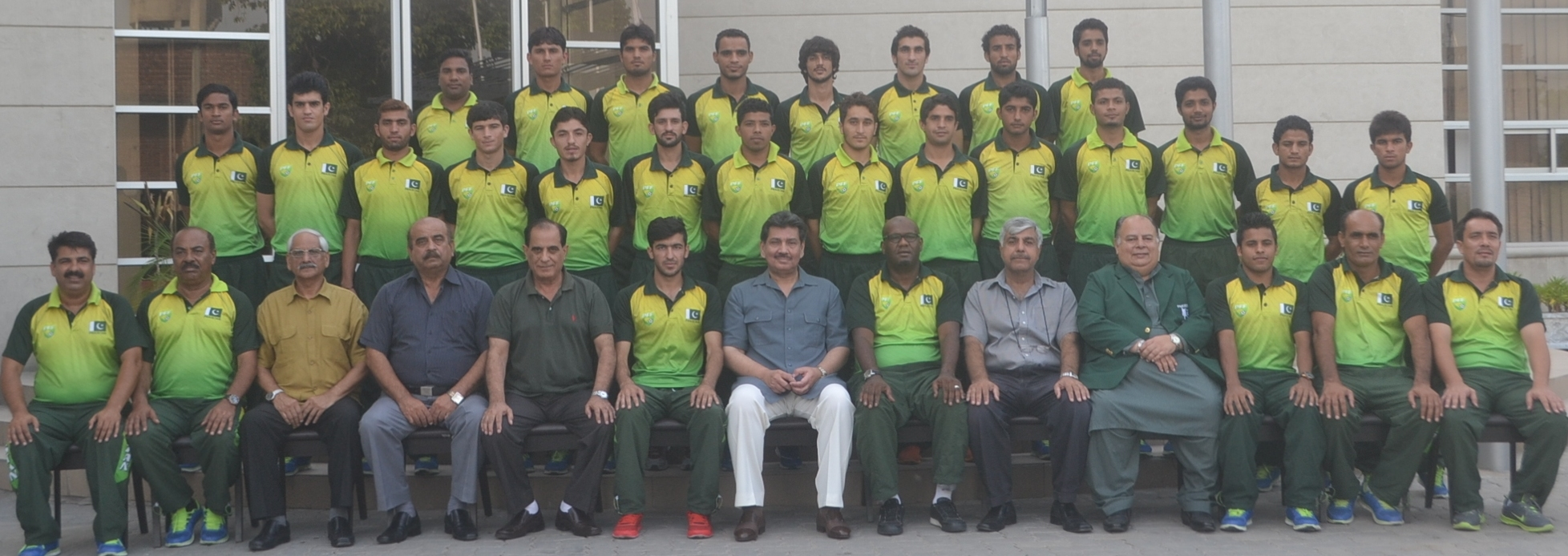 Pakistan set to depart for India on 15th August