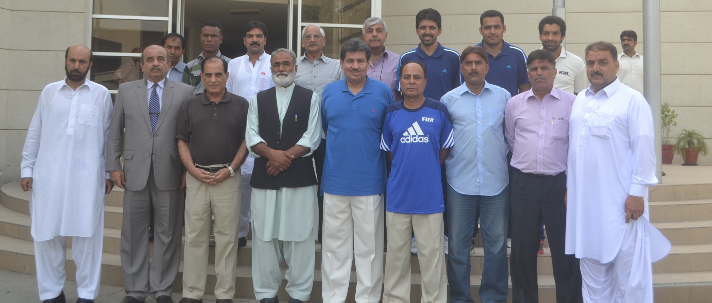 PFF holds ex-captains seminar to discuss the growth of football