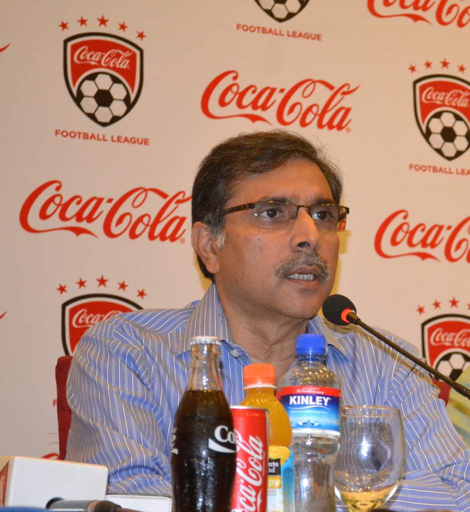 Coca-Cola looking to promote football in Pakistan