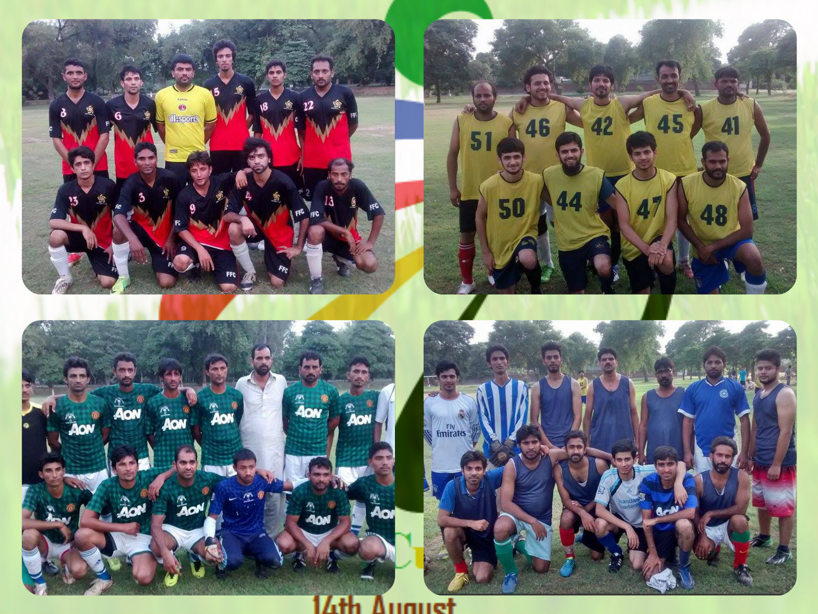 3rd Campus Cup: Gulshan Ravi FC and Fame FC qualify for quarter-finals