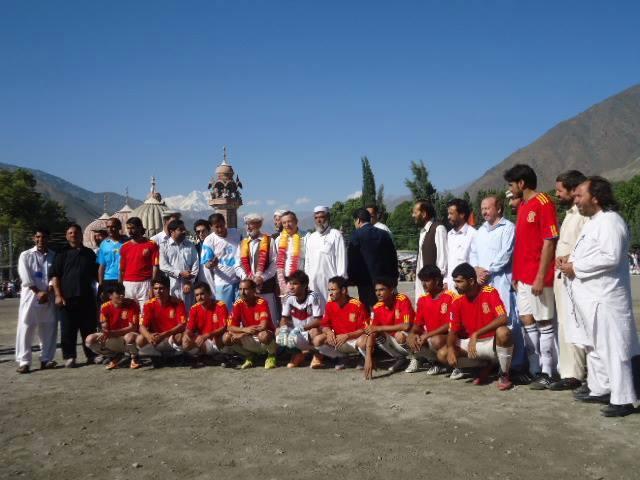 Bannu Division team