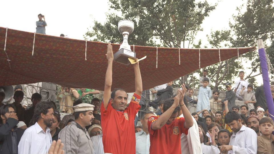 Bannu wins Inter-Regional Tournament final in Chitral