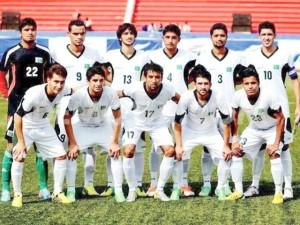 Pakistan - India 2014 - team