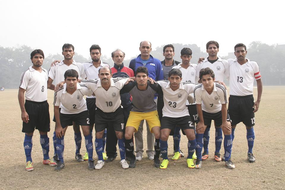 Wapda stun FATA in All-Pakistan Shama Challenge Football Cup [Frontier Post]
