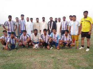 Ali Haider FC (Jhelum)