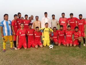 Council 11 FC (Jhelum)