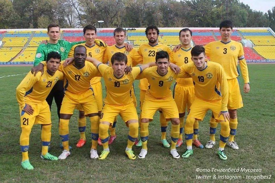 Dordoi Bishkek trio to miss out on Palestine friendly