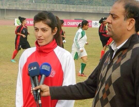 5 Questions- 5 Answers: Malika Noor Best player award winner 2014