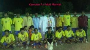 Karwaan FC (Lakki Marwat)