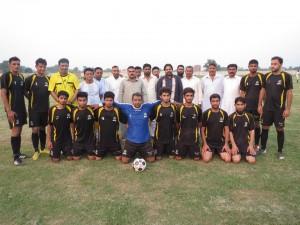 Kashmir FC (Jhelum)