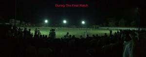 Young XI FC vs Karwaan FC - Shaukat Hayat Khan Memorial tournament final in Mianwali