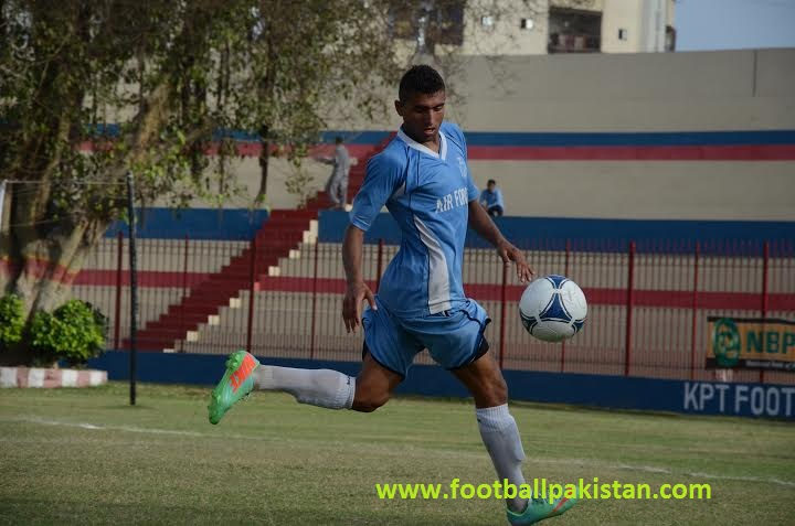 Mansoor leads goal-scoring charts [Express Tribune]