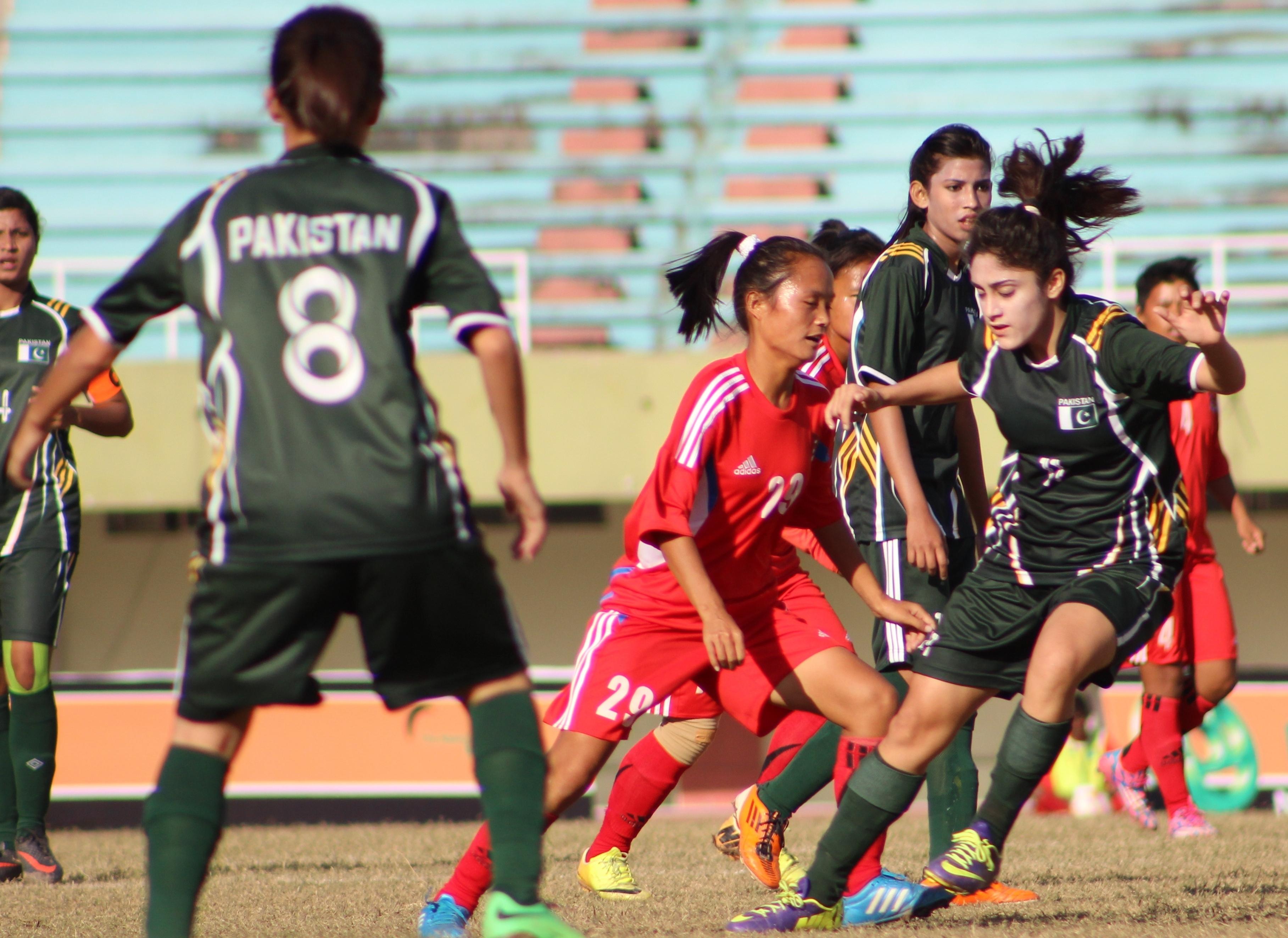 SAFF Women's Championship: Superior Nepal oust lackluster Pakistan