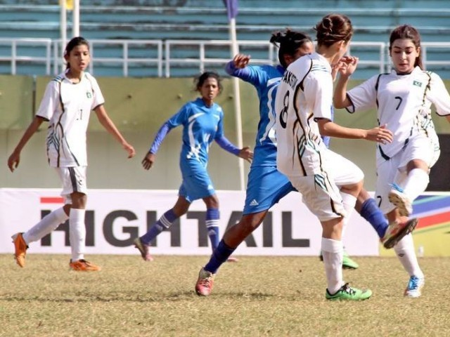 National women's team: Joyann first Christian to represent Pakistan [Express Tribune]