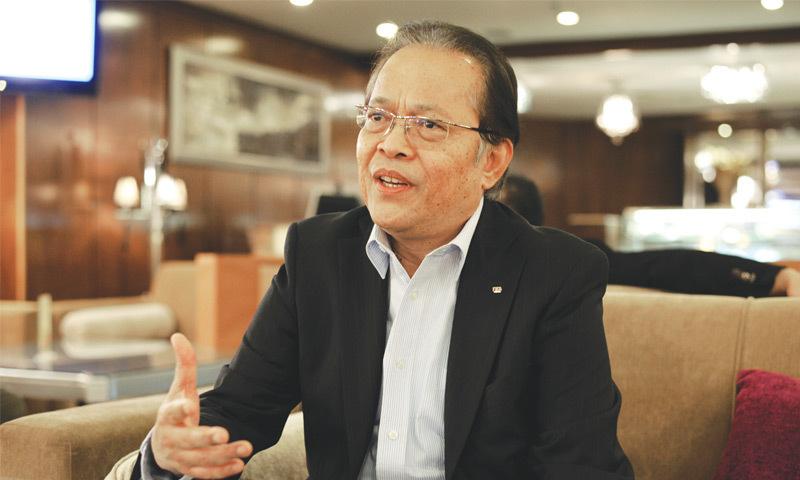 Makudi willing to bring Thai national team to Pakistan [DAWN]