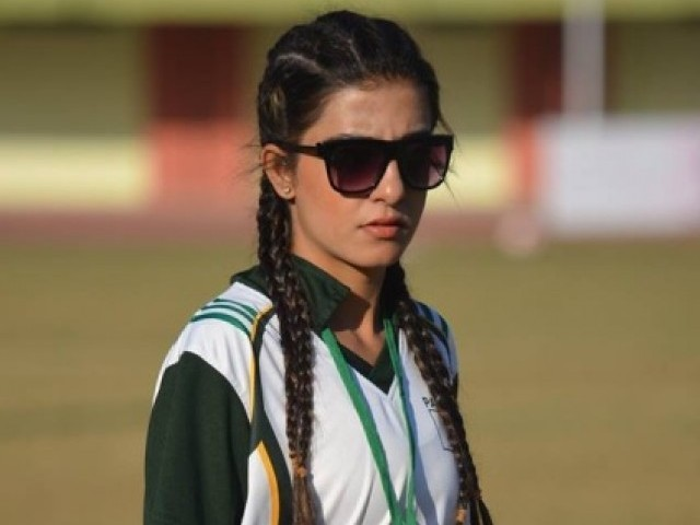 Sheikh Kamal International Championship: Raheela may be only female at event [Express Tribune]