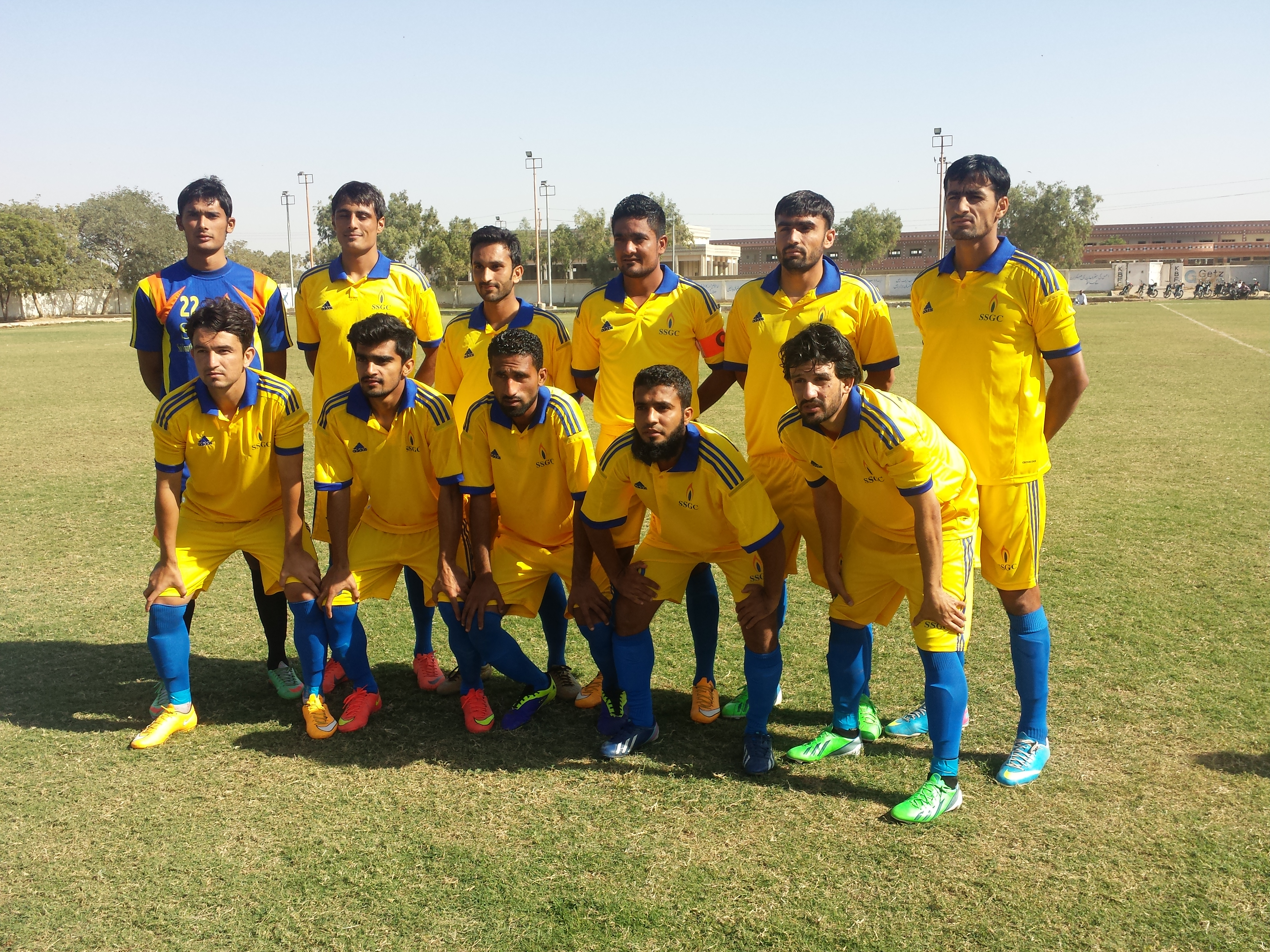 SSGC crush Pakistan Steel, SNGPL win against Pak PWD [The News]