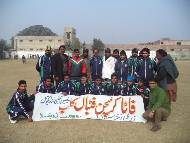 All-Pakistan Bishop John Joseph Shaheed Christian Football Tournament starts in Lahore