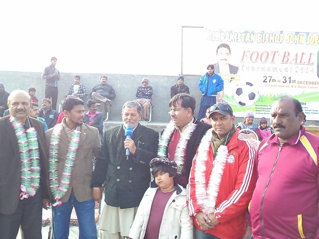 Sialkot FC win All-Pakistan Bishop John Joseph Shaheed Christian Football Tournament