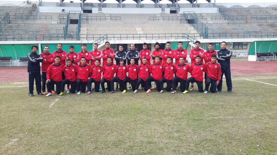'Afghan team in excellent shape' [The News]