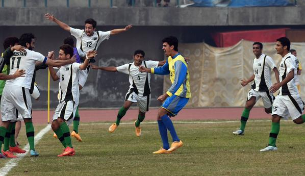 Hassan-inspired Pakistan stun Afghanistan 2-1 in Lahore