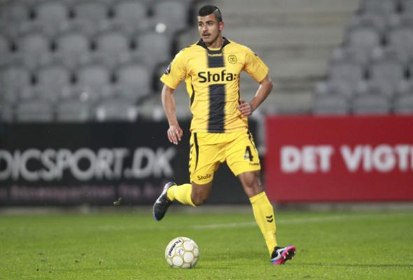 Nabil spent 7 years with Horsens, including 5 in the SuperLiga.