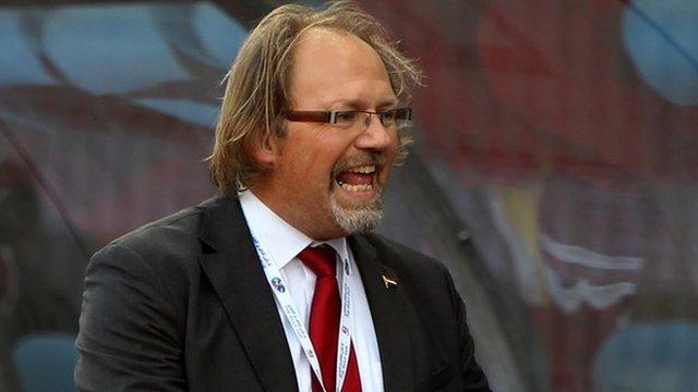 Former Yemen coach Tom Saintfiet: Pakistan can win if they take their chances