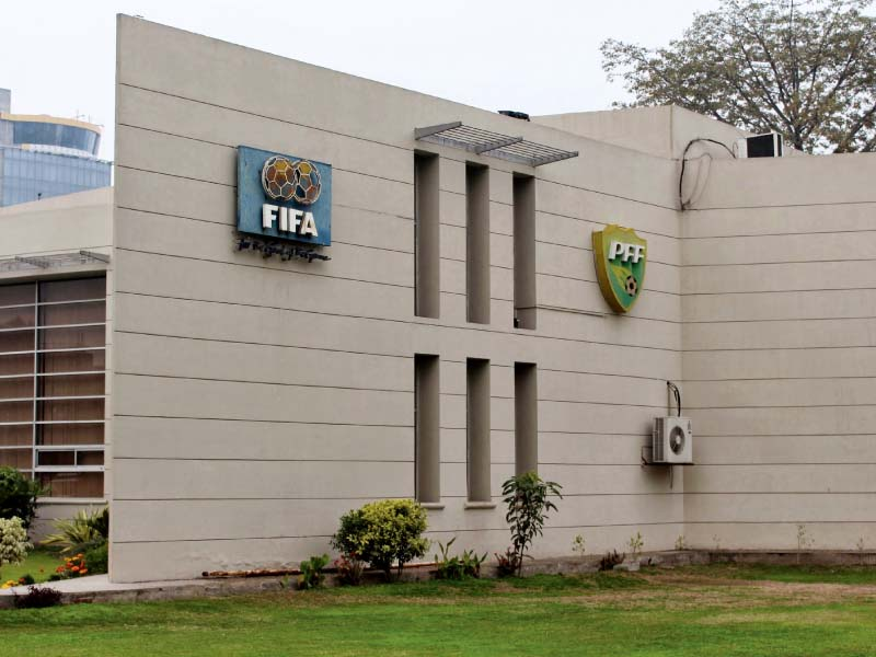 Mockery of democracy in PFA elections at PFF headquarters [The News]