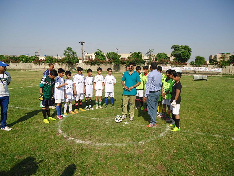 FUTSAL – DHA EME `15 Tournament Update